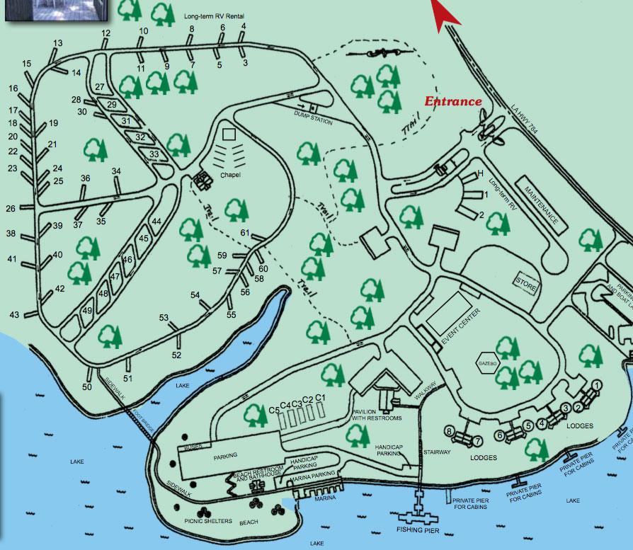 Rentals Grand Bayou Resort